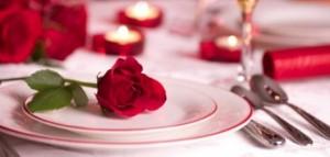 Regalo cena romantica per San Valentino